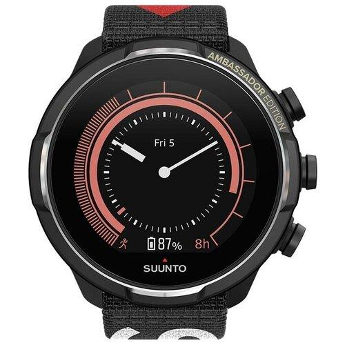 Наручные часы Suunto SS050438000 9 Baro Titanium Ambassador Edition