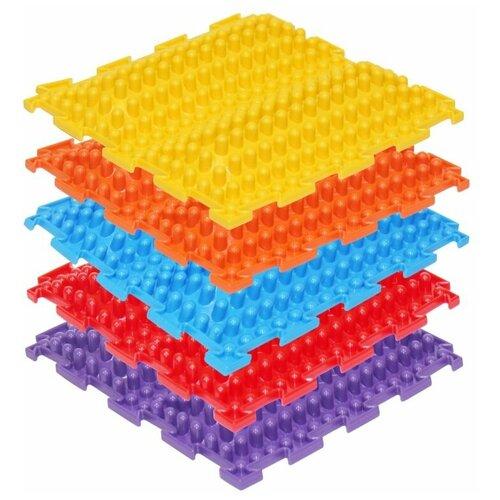 Купить Модульный коврик Ортодон. Волна (жесткий), ПластФактор, Игровые коврики