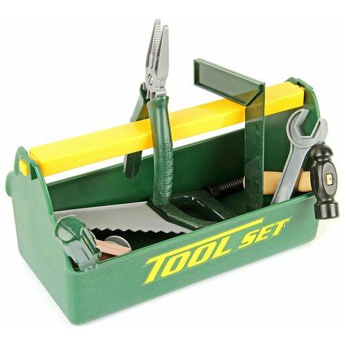 Фото - Набор инструментов Veld co 58436, чемодан игрушечное оружие veld co набор полицейского 82550