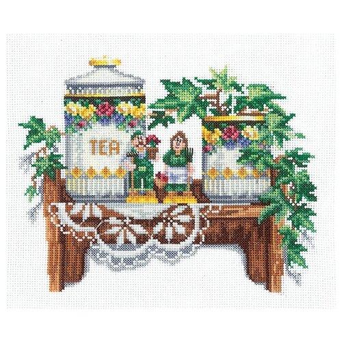 Набор для вышивания сделай своими руками П-38 Полуденный чай 22х18 см набор для вышивания сделай своими руками п 09 поварёнок