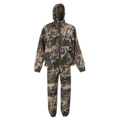 Костюм летний Стрелок, цвет лабиринт, ткань смесовая(сорочка), размер 60-62, рост 188 6853685