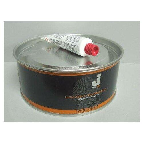 Шпатлевка полиэфирная со стекловолокном FIBER 1кг (JETAPRO) (Jeta Pro)
