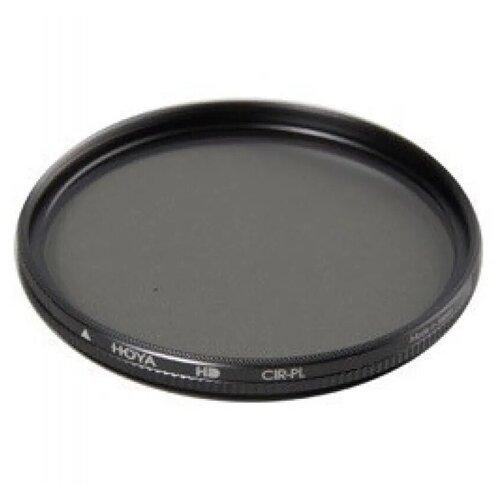 Фото - Фильтр поляризационный Hoya PL-CIR HD - 62mm влагостойкий поляризационный фильтр hakuba 77 mm circular pl