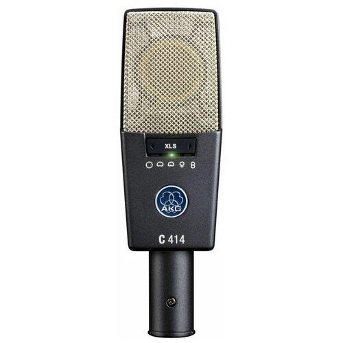 Конденсаторный микрофон Akg C414XLS
