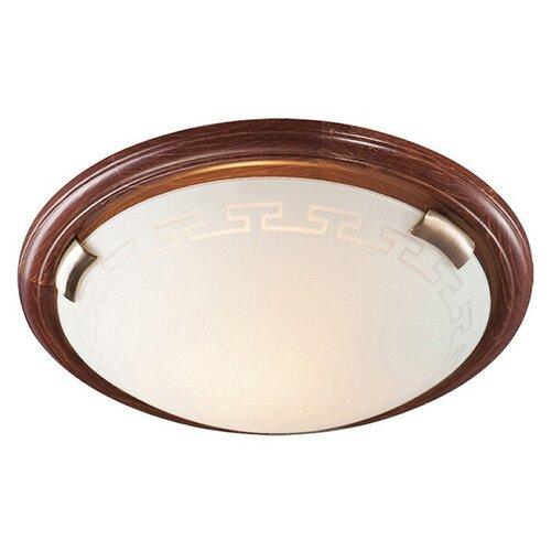 Накладной светильник Sonex Greca Wood 360 светильник без эпра сонекс greca 361 d 50 см e27