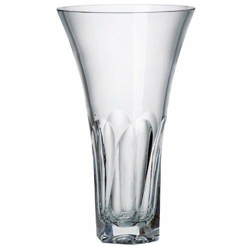 Ваза для цветов 30 см Crystalite Bohemia Аполло /Без декора / 006690 ваза globus высота 30 5см crystalite 669 310