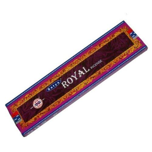 Благовония Роял Сатья (Satya Royal), 100 грамм