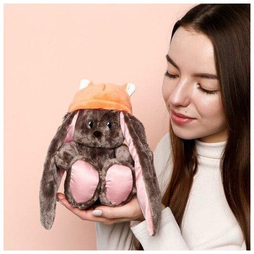 Зайки Li&Lu Мягкая игрушка «Li лисичка», зайка