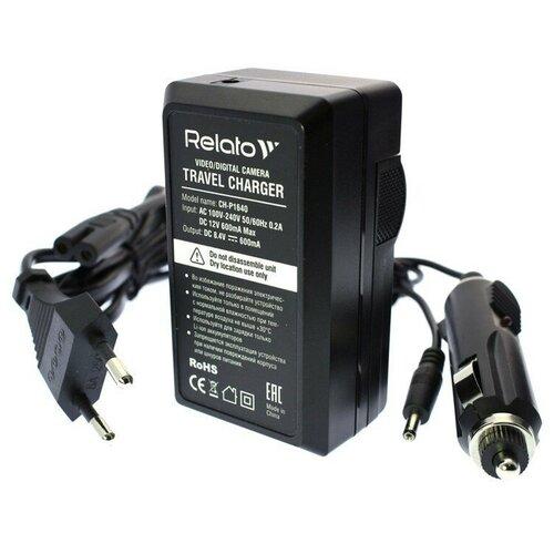 Фото - Зарядное устройство Relato CH-P1640/LP-E6 для Canon LP-E6 / LP-E6N руфус уэйнрайт rufus wainwright out of the game 2 lp