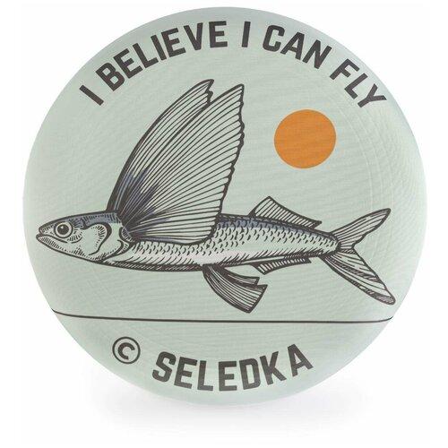 50604, Фрисби Happy Baby, fish