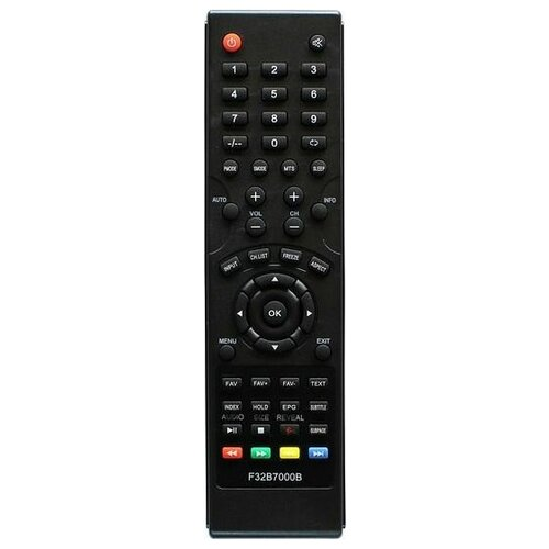 Фото - Пульт F32B7000B LCD TV для телевизоров DEXP пульт системы голосования responsecard rf lcd