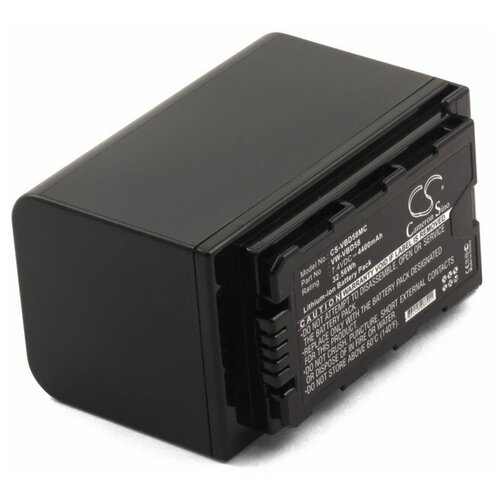 Усиленный аккумулятор для Panasonic HC-MDH2 (VW-VBD29, VW-VBD58)