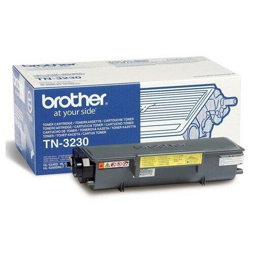 Фото - Тонер-картридж Brother TN-3230 чер. для HL-5340/5350/5370 тонер картридж 7q tn 325c для brother hl 4150 голубой 3500 стр