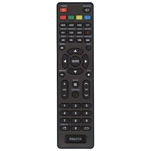Фото - Пульт RS41C0 (RS41CO) для ORION / SHIVAKI / Orfey / ERISSON / AKIRA пульт huayu rs41c0 timeshift 32les81t2 для телевизора erisson