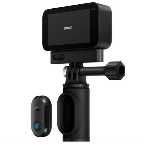 Фото - Xiaomi MiJia Cam Stick + tripod Black xiaomi mijia mjjgtyds01fm laser projector 4k 2gb 16gb english interface