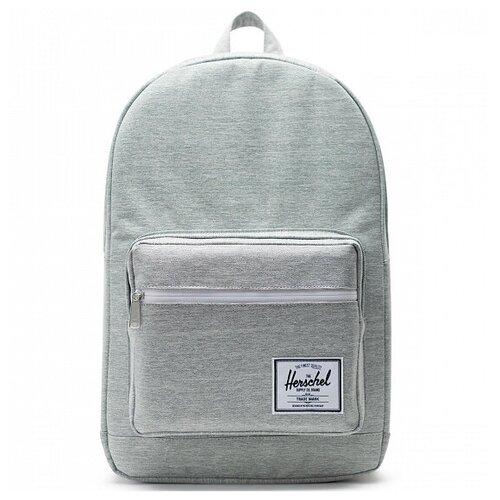 Городской рюкзак Herschel Pop Quiz 22, Light Grey Crosshatch