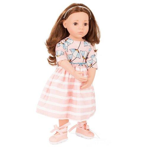 Gotz GOTZ Коллекционная кукла Готц (Gotz) Софи - Шатенка в летнем платье (50 см)
