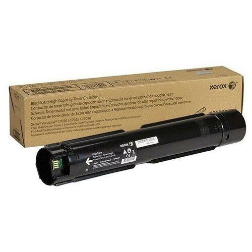 Фото - Тонер-картридж Xerox 106R03745 чер. для VersaLink C7020/C7025/C7030 картридж лазерный xerox 106r03745 черный