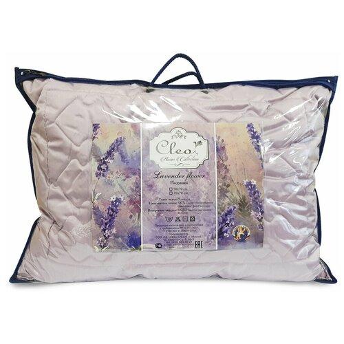 Подушка Lavender flower 50*70, 50/001-LV подушка cleo подушка детская 037 экофайбер 50 70 см