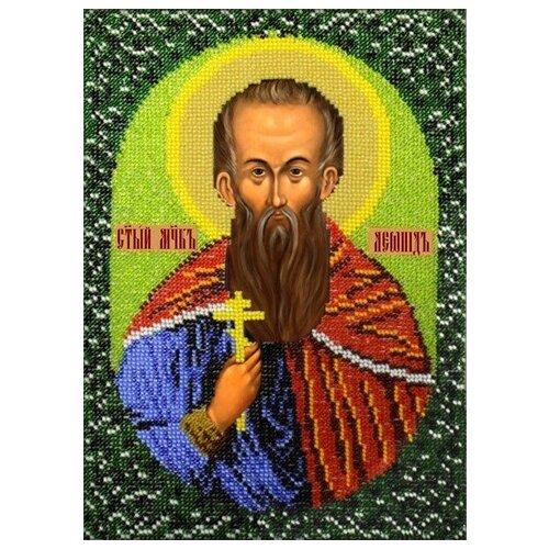 Набор Святой Леонид 19х26 Вышиваем бисером L-116 19х26 Вышиваем бисером L-116)