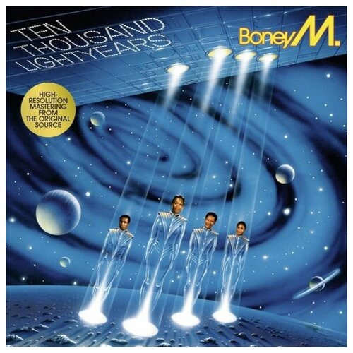 Boney M – Ten Thousand Lightyears (LP)