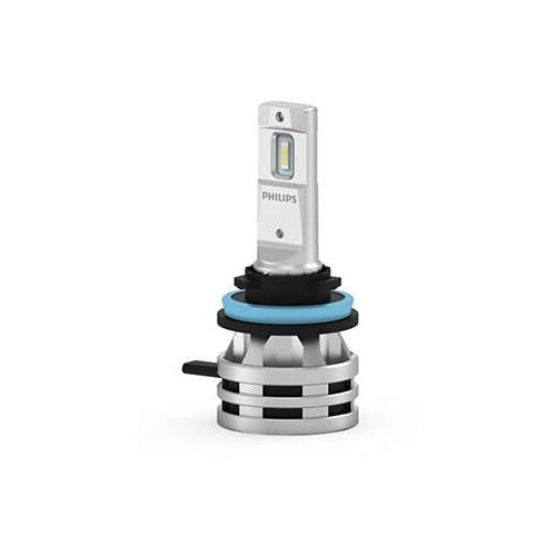 Лампа автомобильная светодиодная Philips Ultinon Essential LED 11362UE2X2 H11 12/24V 24W 2 шт.