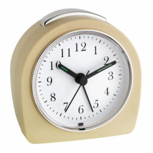 Часы настольные TFA 60.1021 бежевый