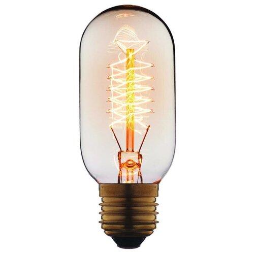 Лампочка накаливания Loft it Edison Bulb, 4525-ST, 25W, E27