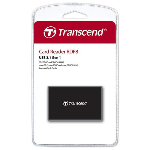 Кардридер Transcend RDF8