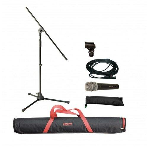 Микрофон Superlux MSK10B(X), черный