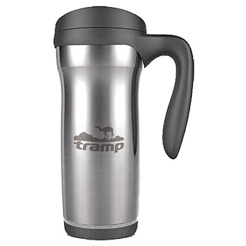 Термокружка Tramp TRC-073, 0.45 л серебристый