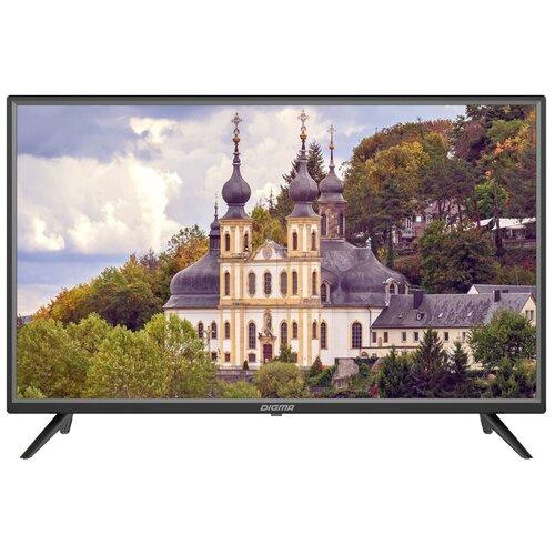 """Телевизор DIGMA DM-LED32SQ21 31.5"""" (2020) черный"""