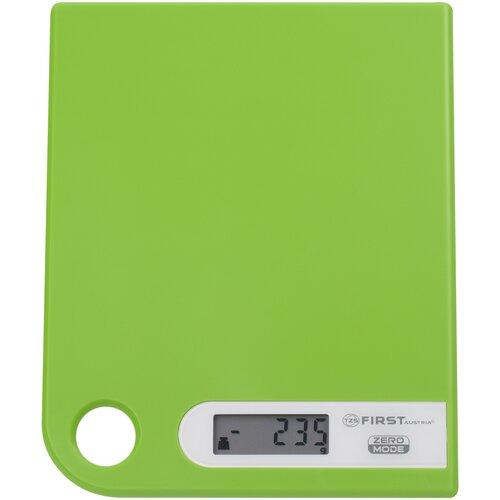 Кухонные весы FIRST AUSTRIA 6401 green недорого