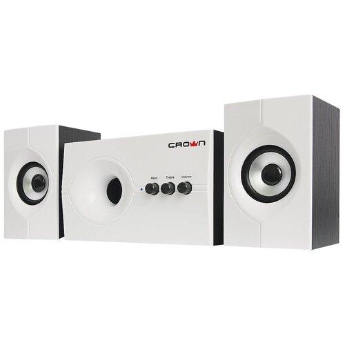 Компьютерная акустика CROWN MICRO CMS-350 белый