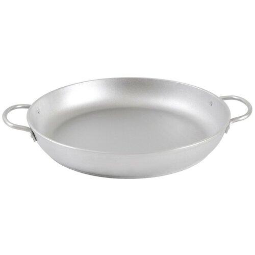 Сковорода Kukmara с361, 36 см, серебристый сковорода d 24 см kukmara кофейный мрамор смки240а