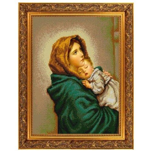 Купить Рисунок на ткани «Конёк» 9778 Мадонна, 29x39 см, Наборы для вышивания