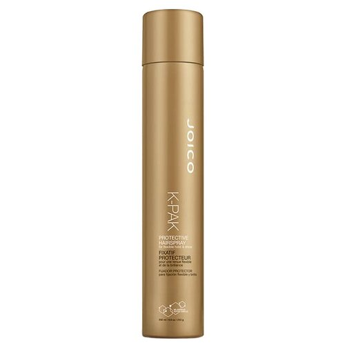 Joico Спрей для укладки волос K-pak, средняя фиксация, 300 мл joico термозащитный спрей для укладки волос ironclad слабая фиксация 233 мл