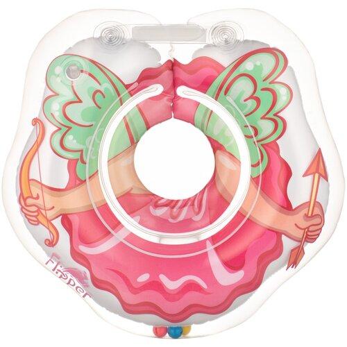 Надувной круг на шею для купания малышей Flipper Ангел от ROXY-KIDS недорого