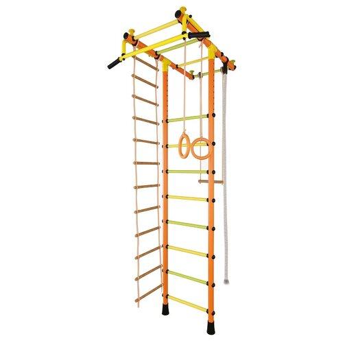 Купить Шведская стенка TMK PRO Маугли 02 М, оранжевый, Игровые и спортивные комплексы и горки