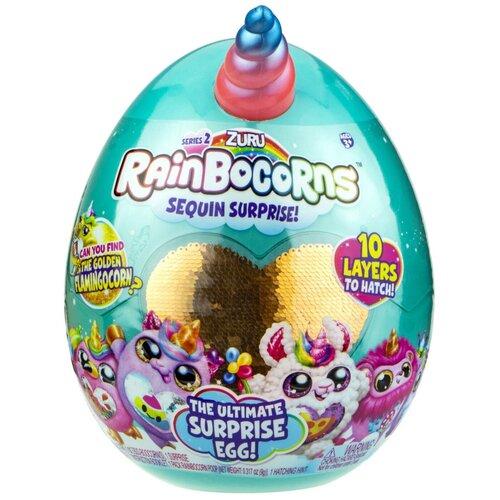 Мягкая игрушка Zuru RainBoCorns в яйце (серия 2B)