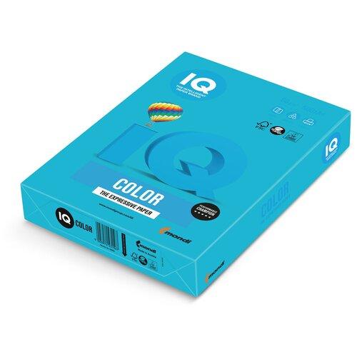 Фото - Бумага IQ Color A4 80 г/м² 500 лист., светло-синий AB48 лист для фольгирования caftsblu1 синий