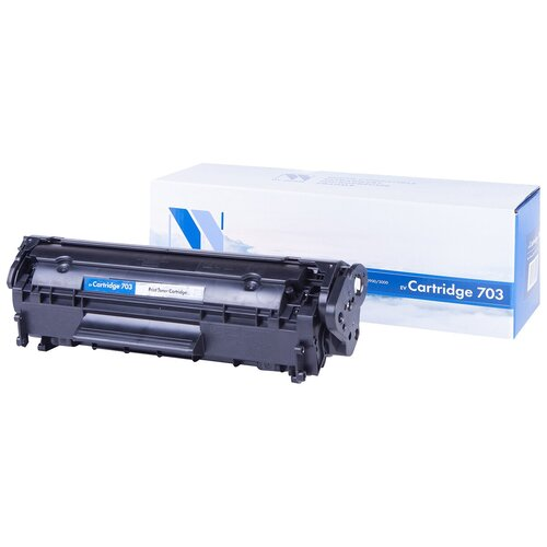 Фото - Картридж NV Print 703 для Canon, совместимый картридж nv print 719h для canon совместимый