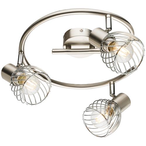 Светильник Globo Lighting Texas 54809-3, E14, 120 Вт спот globo 54809 4