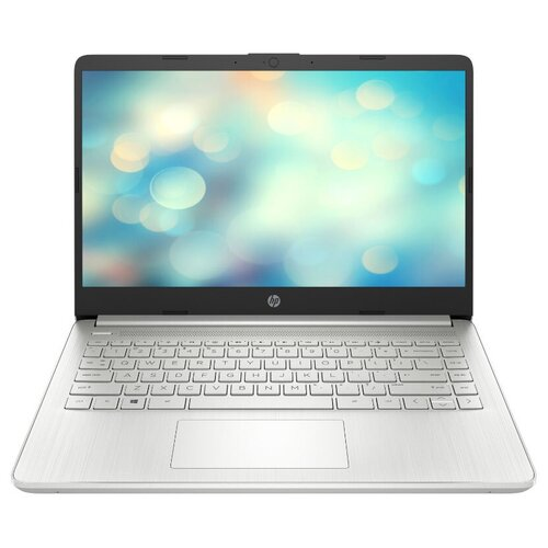 """Ноутбук HP 14s-fq0035ur (AMD Ryzen 3 4300U 2700MHz/14""""/1920x1080/8GB/512GB SSD/AMD Radeon Graphics/DOS) 24C07EA естественный серебряный"""