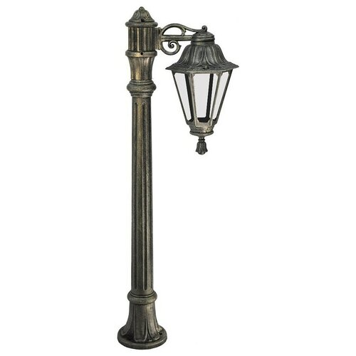 Фото - Fumagalli Светильник уличный Rut E26.163.S10.BXF1R, E27, 6 Вт, цвет арматуры: бронзовый fumagalli наземный светильник rut e26 111 000 bxf1r