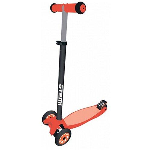 Детский кикборд ATEMI Super Rider AKC02, оранжевый