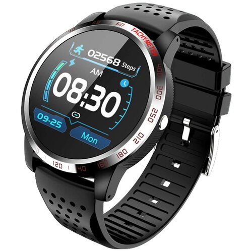 Умные часы SKMEI W3, черный