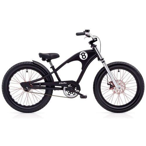 Велосипед Electra Straight 8 3i 20 (2020) черный (требует финальной сборки)