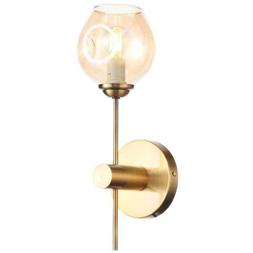 Настенный светильник ST Luce Fovia SL1500.201.01, 40 Вт настенный светильник st luce enita sl1751 101 01 40 вт