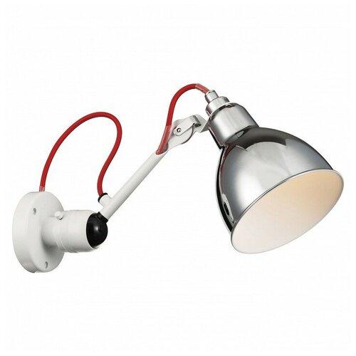 Фото - Настенный светильник Lightstar Loft 765604, 40 Вт настенный светильник lightstar pittore 811612 40 вт